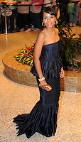 kerry Washington arrives for the White House Correspondents Dinner in Washington, DC