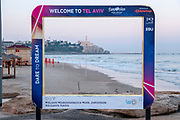 Tel Aviv is preparing for the 2019 Eurovision due to be held in Tel Aviv in May 2019. Charles Clore Park between Tel Aviv and Jaffa. This park will be used as a camping grounds for the 2019 Eurovision music festival