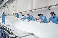 CHINA / Jangsu  /  DongTai 15/06/2016<br /> <br /> Covestro Factory in Dongtai <br /> <br /> &copy; Daniele Mattioli