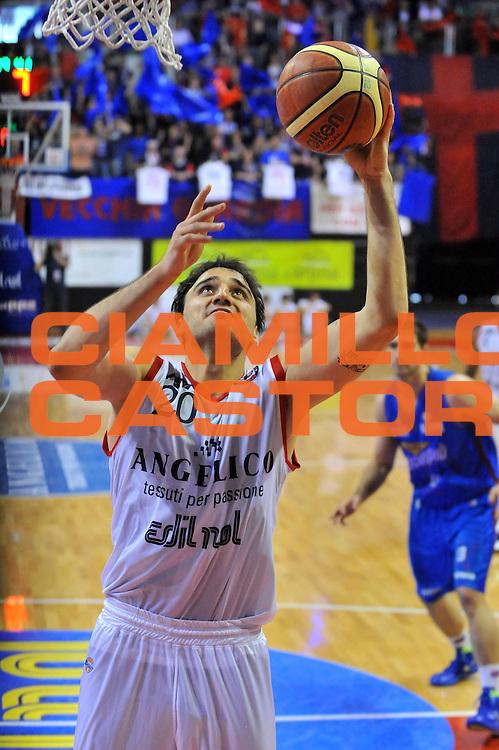 DESCRIZIONE : Biella Lega A 2011-12 Angelico Biella Novipiu Casale Monferrato<br /> GIOCATORE : Tadija Dragicevic<br /> CATEGORIA : Tiro Penetrazione<br /> SQUADRA : Angelico Biella<br /> EVENTO : Campionato Lega A 2011-2012<br /> GARA : Angelico Biella Novipiu Casale Monferrato<br /> DATA : 21/04/2012<br /> SPORT : Pallacanestro<br /> AUTORE : Agenzia Ciamillo-Castoria/S.Ceretti<br /> Galleria : Lega Basket A 2011-2012<br /> Fotonotizia : Biella Lega A 2011-12 Angelico Biella Novipiu Casale Monferrato<br /> Predefinita :