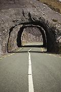 Tunnels on the CAHA Pass and the Beara Way. Ireland.