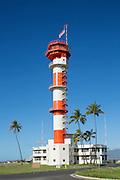 Pacific Aviation Museum, Control Tower, Ford Island, Pearl Hartbor, Oahu, Hawaii