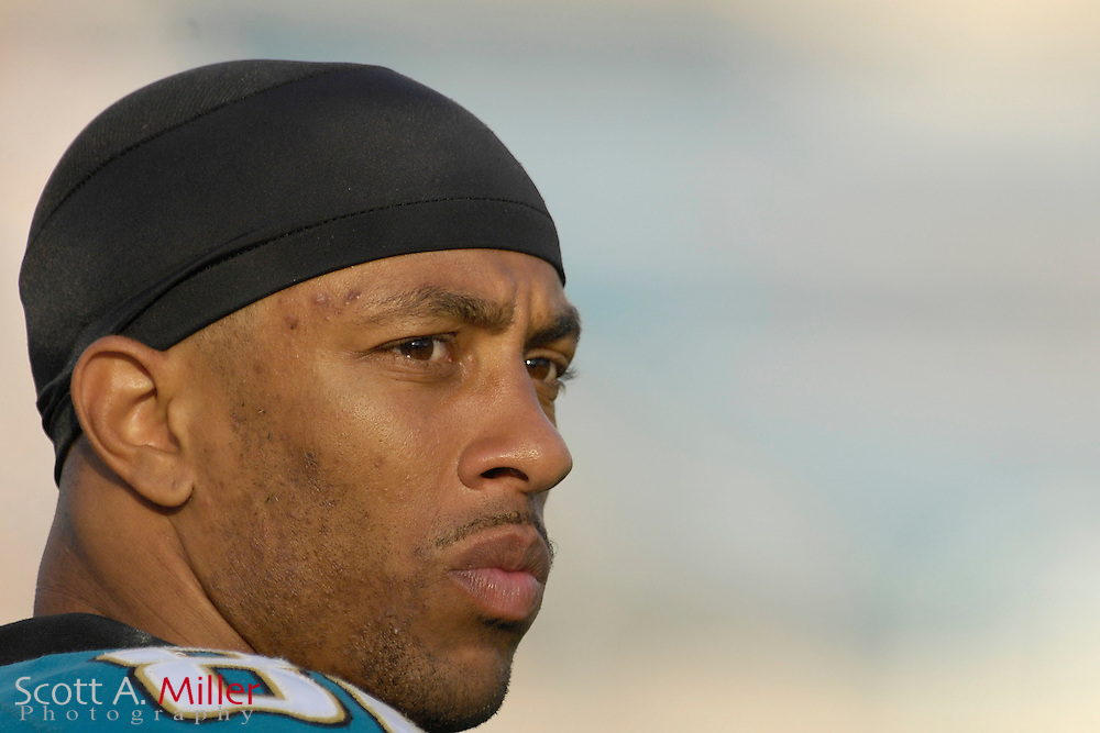 Dec. 9, 2007; Jacksonville, FL, USA; Jacksonville Jaguars wide receiver Dennis Northcutt (86) during his team's game against the Carolina Panthers at Jacksonville Municipal Stadium.                        ©2007 Scott A. Miller..©2007 Scott A. Miller
