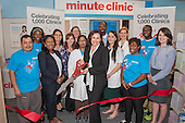 TBC - 1000th MinuteClinic Opening