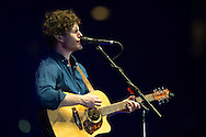 Vance Joy performs during the 1989 Tour at AT&T Stadium in Arlington, Texas on October 17, 2015.  (Cooper Neill)