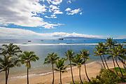 Lahaina, Beach, Maui, Hawaii