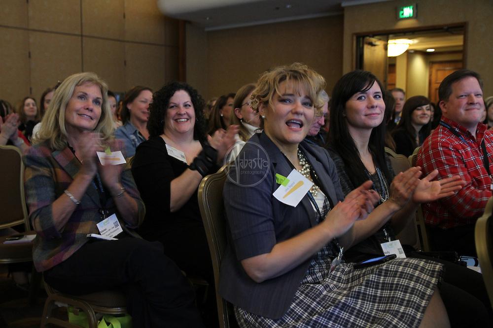 MPI Cascadia Educational Conference 2013 Keynote Sessions.