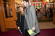 rachel stevens and her hisband Alex Bourne CIRQUE DU SOLEIL LONDON PREMIERE OF VAREKAI. Royal albert Hall. 5 January 2009