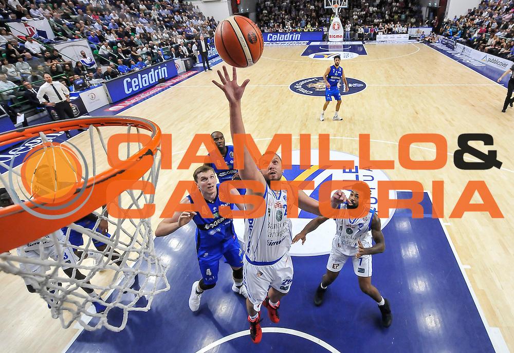Dusko Savanovic<br /> Dinamo Banco di Sardegna Sassari - Germani Basket Brescia Leonessa<br /> Lega Basket Seire A 2016/2017<br /> Sassari 15/10/2016<br /> Foto Ciamillo-Castoria