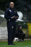 Photo: Paul Thomas.<br /> Port Vale v Norwich City. Carling Cup. 24/10/2006.<br /> <br /> Martin Foyle, Vale manager.
