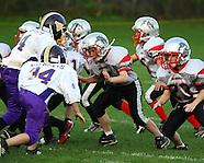 Football 2011 Sabers Pee Wee vs West Valley
