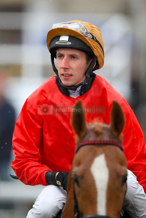 Jockey James Sullivan