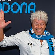 NLD/Amsterdam/20190804 -  Première Diego Maradona inloop, David Endt