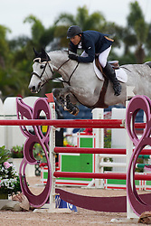 Farrington Kent (USA) - Uceko<br /> Horseware GP CSI 2*<br /> Wellington 2012<br /> © Hippo Foto - Cealy Tetly