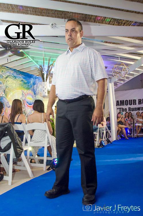 20170730- San Juan, Puerto Rico- Desfile de Moda: Glamour Rules - The Runway en el hotel Hosteria Del Mar en Ocean Park, San Juan, Puerto Rico. Coleccion de Marshall's