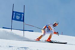 VEBRUGGEN Bart, NED, Super G, 2013 IPC Alpine Skiing World Championships, La Molina, Spain