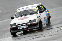 #52 Alistair May Ford Fiesta XR2 during Lee Bowron Ltd XR Challenge - Qualifiying  as part of the Easter Family Fun Day - Oulton Park Fosters at Oulton Park, Little Budworth, Cheshire, United Kingdom. March 28 2016. World Copyright Peter Taylor/PSP. Copy of publication required for printed pictures.  Every used picture is fee-liable. http://archive.petertaylor-photographic.co.uk