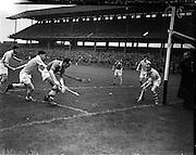 16/03/1958<br /> 03/16/1958<br /> 16 March 1958<br /> National Hurling League: Dublin v Cork at Croke Park, Dublin.
