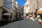 Promenade, Amalfi, Amalfi Coast, UNESCO World Heritage Site, Campania, Italy
