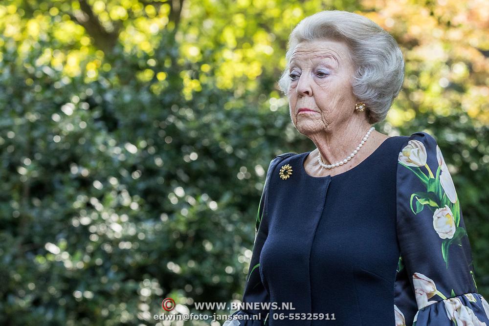 NLD/Den Haag/20190822 - Uitvaart Prinses Christina, Prinses Beatrix