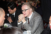 DAVID ROBERTS, Charles Finch and  Jay Jopling host dinner in celebration of Frieze Art Fair at the Birley Group's Harry's Bar. London. 10 October 2012.