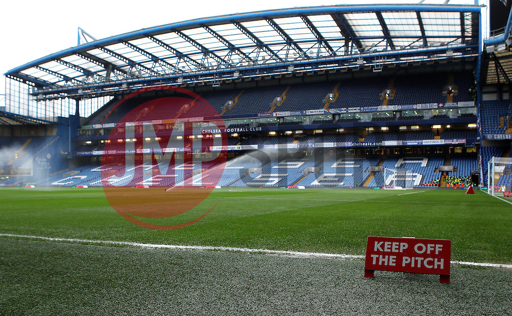 Stamford Bridge, home of Chelsea FC - Mandatory byline: Robbie Stephenson/JMP - 05/12/2015 - Football - Stamford Bridge - London, England - Chelsea v AFC Bournemouth - Barclays Premier League
