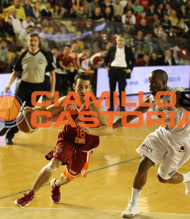 DESCRIZIONE : Roma Campionato Lega A 2011-12 Acea Virtus Roma<br /> Montepaschi Siena<br /> GIOCATORE : Antonio Maestranzi<br /> CATEGORIA : palleggio<br /> SQUADRA : Acea Virtus Roma<br /> EVENTO : Campionato Lega A 2011-2012<br /> GARA : Acea Virtus Roma Montepaschi Siena<br /> DATA : 26/02/2012<br /> SPORT : Pallacanestro<br /> AUTORE : Agenzia Ciamillo-Castoria/ElioCastoria<br /> Galleria : Lega Basket A 2011-2012<br /> Fotonotizia : Roma Campionato Lega A 2011-12 Acea Virtus Roma Montepaschi Siena<br /> Predefinita :