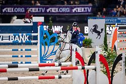 Whitaker Michael, GBR, Valmy de la Lande<br /> Stuttgart - German Masters 2018<br /> © Hippo Foto - Stefan Lafrentz