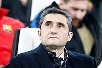 23.11.2017 - Torino - Champions League   -  Juventus-Barcellona nella  foto: Ernesto Valverde