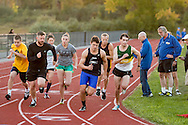 Middletown, New York - Runners compete in the Frankie 5K Fast 400 on Oct. 12, 2016.