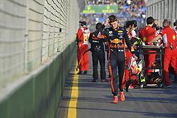 March 16, 2019 - Melbourne, Australia - Motorsports: FIA Formula One World Championship 2019, Grand Prix of Australia, ..#33 Max Verstappen (NLD, Aston Martin Red Bull Racing) (Credit Image: © Hoch Zwei via ZUMA Wire)