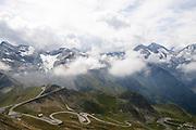 Austria, Tyrol, Hohe Tauern National Park Grossglockner High Alpine Road