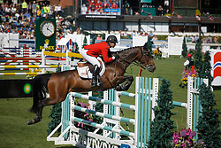 Madden Beezie (USA) - Exclusive<br /> BP Cup<br /> Spruce Meadows Masters - Calgary 2009<br /> © Dirk Caremans