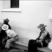 DAILY VENEZUELA / VENEZUELA COTIDIANA.Mesa de Esnujaque, Trujillo State. Venezuela 2000..(Copyright © Aaron Sosa)