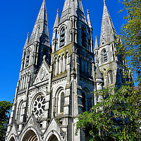 Saint Fin Barre's Cathedral in Cork, Ireland<br />