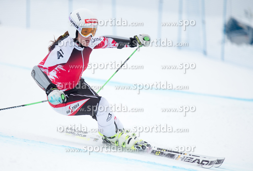 30.01.2015, Golden Peak Strecke, Vail, USA, FIS Weltmeisterschaften Ski Alpin, Training, im Bild Elisabeth Goergl (AUT) // Elisabeth Goergl of Austria in Action during a practice run for the FIS Ski World Championships 2015 at the Golden Peak Course, Vail, United States on 2015/01/30. EXPA Pictures © 2015, PhotoCredit: EXPA/ Johann Groder