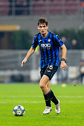 November 26, 2019, Milano, Italy: marten de roon (atalanta)during Tournament round - Atalanta vs Dinamo Zagreb , Soccer Champions League Men Championship in Milano, Italy, November 26 2019 - LPS/Francesco Scaccianoce (Credit Image: © Francesco Scaccianoce/LPS via ZUMA Wire)