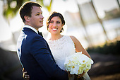 Lyda and John Wedding, Palm Beach, Florida