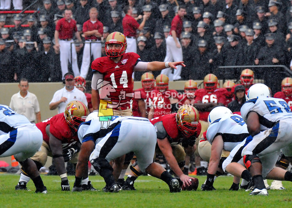 Keydets get scare from D-II Chowan, rally to win 24-17