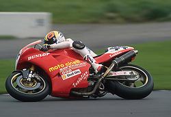 NIALL MACKENZIE DUCATI, British Superbike championship 1993