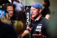 HEAD Press Conference in Soelden - 27 October 2017