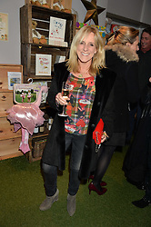 FRANCES CLARKSON at a Fondue evening hosted by Rose van Cutsem and her brother Tom Astor to celebrate the new ski Season with leading ski resort Meribel, Besson Clothing and ESF ski schools at Maggie & Rose, 58 Pembroke Road, London on 7th November 2016.