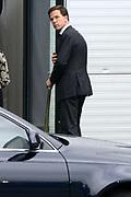 Besloten bijeenkomst voor nabestaanden van de slachtoffer van de vliegramp met de MH17 in het NBC Congrescentrum in Nieuwegein <br /> <br /> Closed meeting for the families of the victims of the plane crash with the MH17 , in NBC congresscentre in Nieuwegein <br /> <br /> Op de foto / On the photo:  Premier Mark Rutte