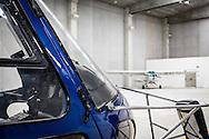 Pisticci Scalo, Basilicata, Italia 27/01/2016 <br /> L'hangar dell'aviosuperficie &quot;E.Mattei&quot;. <br /> Indicata anche come aviosuperficie di Basilicata, si trova a Pisticci Scalo, in provincia di Matera.<br /> <br /> La struttura venne realizzata negli anni '60, durante l'industrializzazione della val Basento, su iniziativa di Enrico Mattei, per una sua personale maggiore rapidit&agrave; di spostamento tra i siti ENI.<br /> <br /> Inutilizzata per molto tempo. Il 22 maggio 2014 &egrave; stata affidata dal CSI (consorzio per lo sviluppo industriale) di Matera la gestione della stessa aviosuperficie alla societ&agrave; aerotaxi Winfly, che ha sede all'Aeroporto di Pontecagnano, vicino Salerno.<br /> <br /> Al momento, la struttura consente l'atterraggio a velivoli con una capienza massima di nove posti.<br /> <br /> Pisticci Scalo, Basilicata, Italy, 27/01/2016<br /> The hangar of the airstrip &quot;E. Mattei&quot;.<br /> Also named as &quot;Airfield of Basilicata&quot;, it is located in Pisticci Scalo, near Matera.<br /> <br /> The structure, a simple airstrip, was built in the 60s, during the industrialization of the Basento valley, on the initiative of Enrico Mattei, for a faster personal transfer between ENI company sites.<br /> <br /> Unused for a long time. On the 22nd May 2014 the CSI (Consortium for Industrial Development) of Matera entrusted the management of the airfield to the air taxi Winfly company, based in the Airport of Pontecagnano near Salerno.<br /> <br /> At the moment, the structure allows the landing to airplanes with a maximum capacity of nine seats.