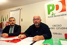 20131024 CONFERENZA STAMPA PIETRO FRANESI