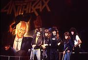Anthrax Live 1987