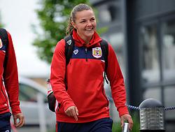 Bristol City Women arrive prior to kick-off - Mandatory by-line: Nizaam Jones/JMP - 28/04/2019 - FOOTBALL - Stoke Gifford Stadium - Bristol, England - Bristol City Women v West Ham United Women - FA Women's Super League 1