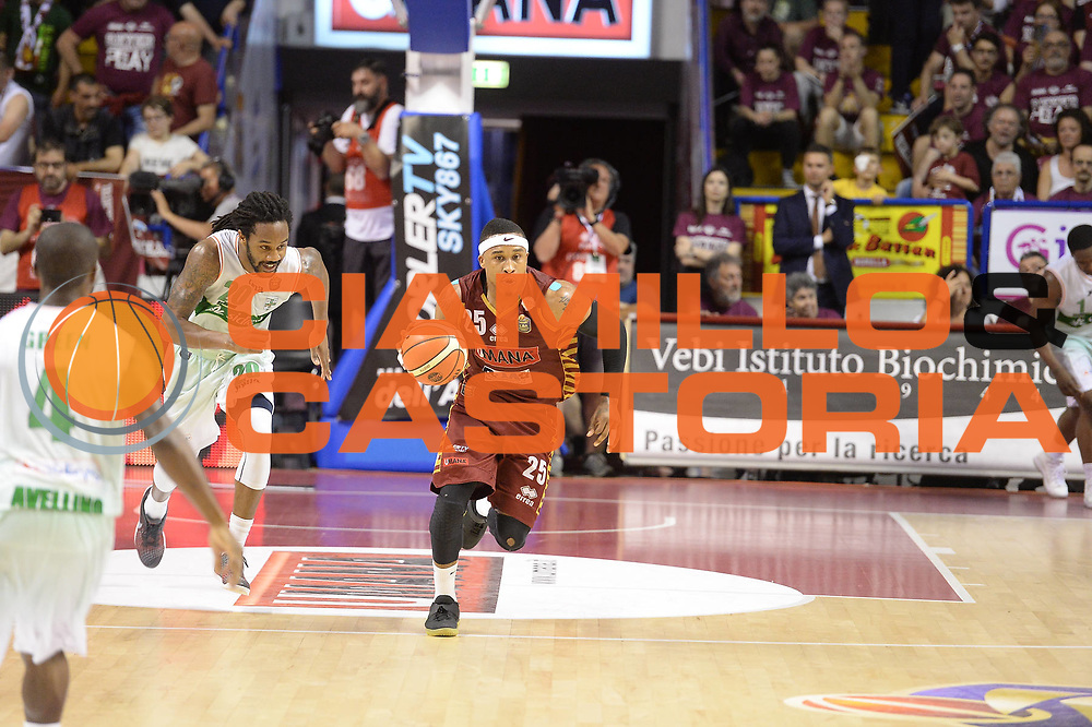 McGee Tyrus<br /> Umana Reyer Venezia - Sidigas Avellino<br /> Lega Basket Serie A 2016/2017<br /> Palyoff Semifinale Gara 1<br /> Venezia 26/05/2017<br /> Foto Ciamillo-Castoria