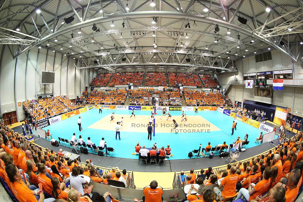 20160725 NED: Nederland - Zuid - Korea, Rotterdam<br />Rotterdam, Topsportcentrum, overview<br />©2016-FotoHoogendoorn.nl / Pim Waslander