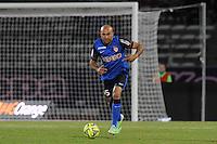 Aymen ABDENNOUR  - 07.03.2015 -  Evian Thonon / Monaco -  28eme journee de Ligue 1 <br />Photo : Jean Paul Thomas / Icon Sport
